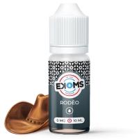 E liquide Rodeo Ekoms | Tabac blond