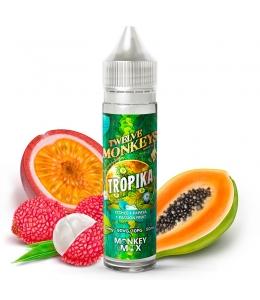 E liquide Tropika Twelve Monkeys 50ml