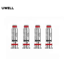 Resistance Whirls S Uwell (X4), Resistances Whirl S Starter
