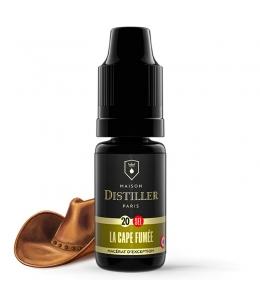 E liquide La Cape Fumée Sels de nicotine Maison Distiller | Sel de Nicotine