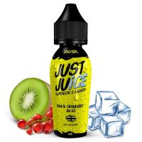 E liquide Kiwi & Cranberry On Ice Just Juice 50ml