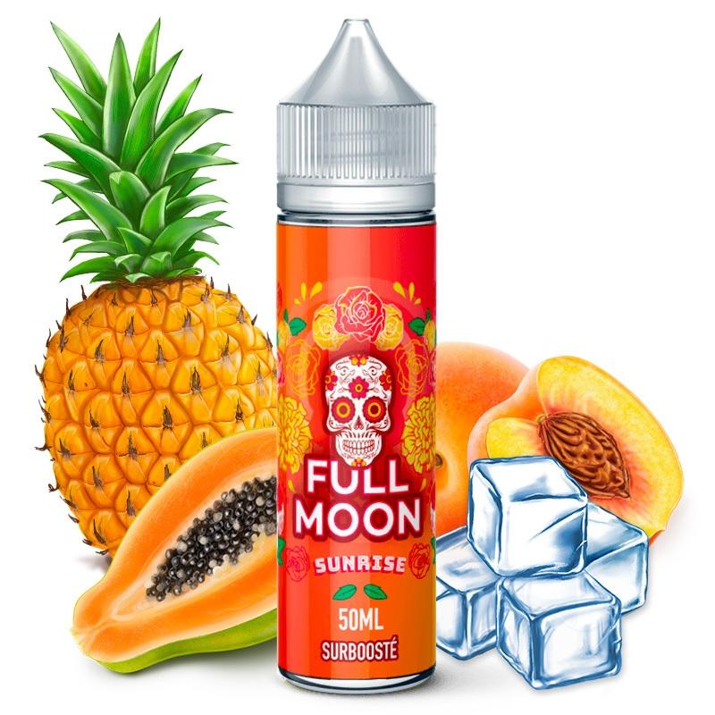 E liquide Sunrise Full Moon 50ml