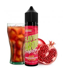 E liquide Pomegranate Flavour Drop 50ml / 100ml / 200ml