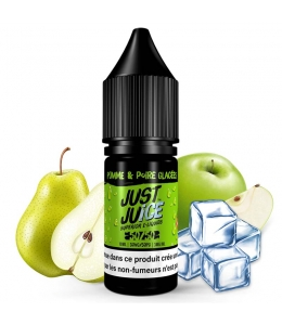 E liquide Apple & Pear On Ice Just Juice | Pomme Poire Frais