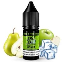 E liquide Apple & Pear On Ice Just Juice   Pomme Poire Frais