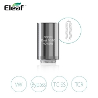 Pack 5 résistances Dual Coil Eleaf