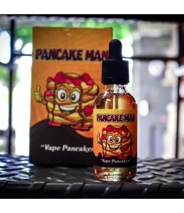 Pancake Man Vape Breakfast Classics