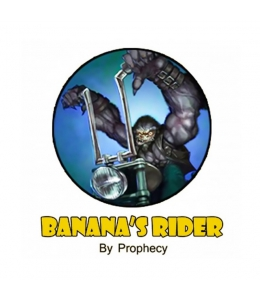 Concentrés Banana's Rider Prophecy