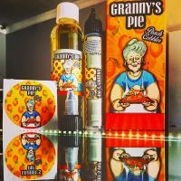 Peach Cobbler Granny's Pie