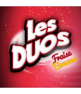 Concentré Fraise Banane Les Duos