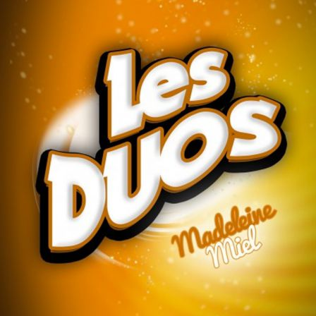Concentré Madeleine Miel Les Duos