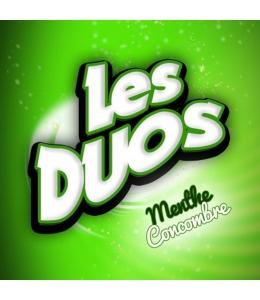 Concentré Menthe Concombre Les Duos
