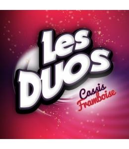 Concentré Framboise Cassis Les Duos