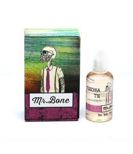 Fuschia Tie Mr Bone