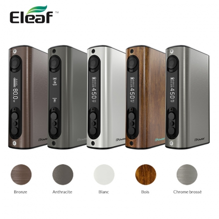 Box iPower 80W Temperature Control Eleaf