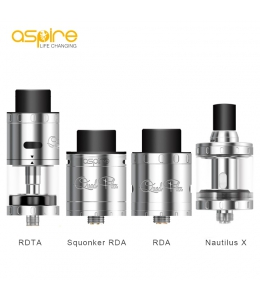 Kit Quad Flex Aspire
