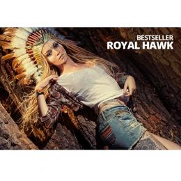 Concentré Royal Hawk Smoking Bull