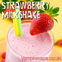 Concentré Strawberry Milkshake Vampire Vape