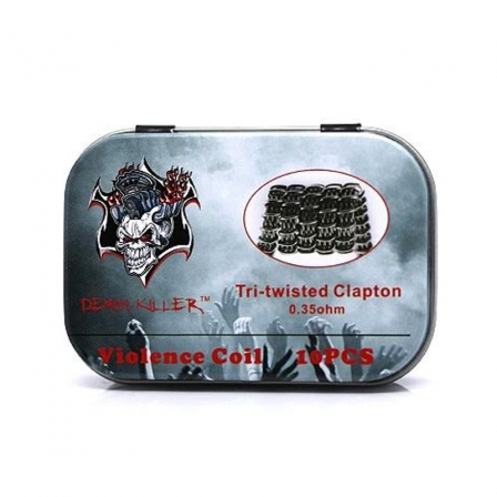 Tri-Twisted Clapton Demon Killer