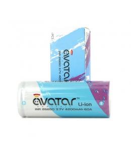 INR 26650 4200 mah 60A Avatar