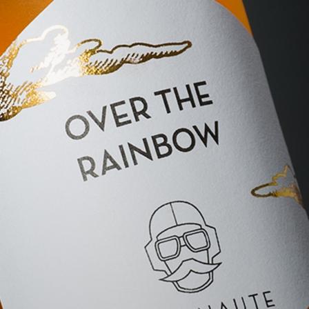 Over The Rainbow Vaponaute
