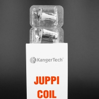 Pack 5 résistances Juppi Kanger