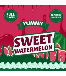 Sweet Watermelon Yummy Big Mouth