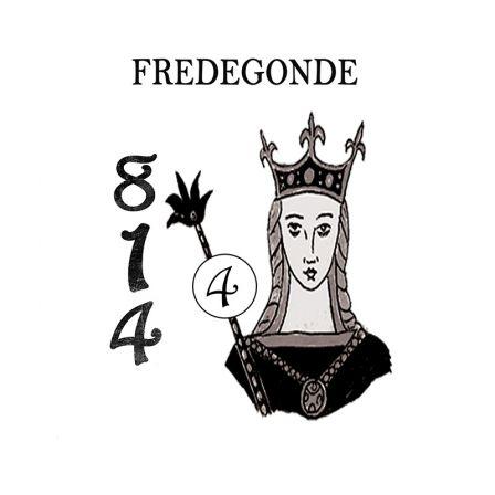 Frédégonde 814