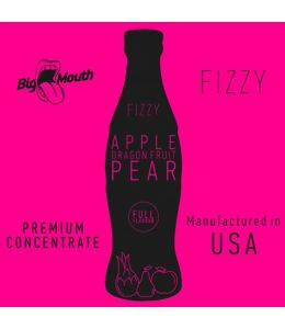Concentré Apple Dragonfruit Pear Fizzy Big Mouth
