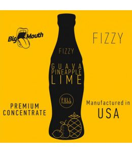Concentré Guava Pineapple Lime Fizzy Big Mouth