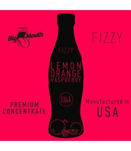 Concentré Lemon Orange Raspberry Fizzy Big Mouth