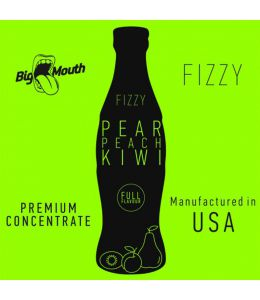 Concentré Pear Peach Kiwi Fizzy Big Mouth