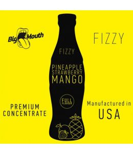 Concentré Pineapple Strawberry Mango Fizzy Big Mouth