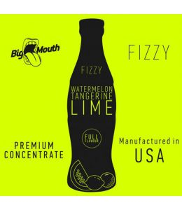 Concentré Watermelon Tangerine Lime Mango Fizzy Big Mouth