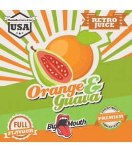 Concentré Orange & Guava Big Mouth