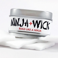 Ninja Wick Cotton