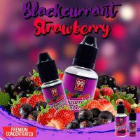 Concentré Blackcurrant Strawberry 99 Flavor