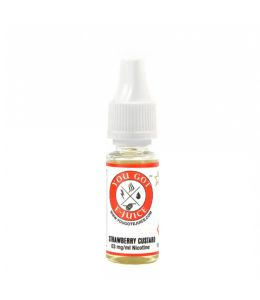 Strawberry Custard You Got E-juice