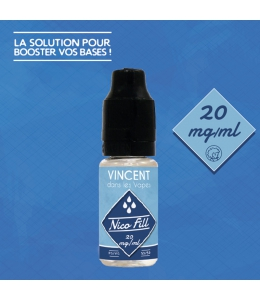 Booster nicotine 20 mg Revolute