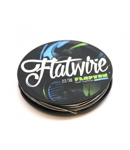 Flapton Ni-80 22/38 AWG Flatwire UK