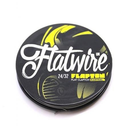 Flapton Ni-80 22/38 AWG FlatwireUK