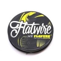 Flapton Kanthal 24/32 AWG Flatwire UK