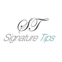 Signature Tips